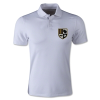 University of Wisconsin Milwaukee Rugby Essential Polo (White)
