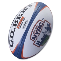 New York Rugby Club Gilbert Zenon Ball