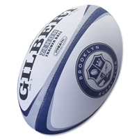 Brooklyn Rugby Gilbert Zenon Ball