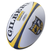 West Virginia Rugby Gilbert Zenon Ball