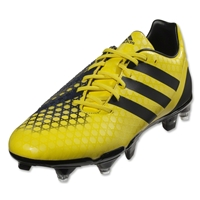 Adidas Predator Incurza Elite SG Rugby Boots(Electric Yellow/Core Black)