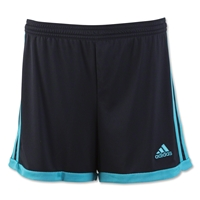 adidas Women's Tastigo 15 Knit Short (Blk/Green)