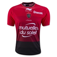 Toulon 15/16 Home Rugby Jersey