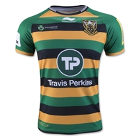 Northampton 15/16 Home Rugby Jersey