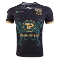 Northampton 2015/2016 Third Rugby Jersey