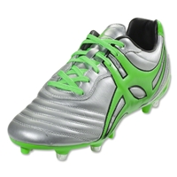 Gilbert Jink Pro 6S Rugby Boots (Chrome)