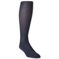 Elite Solid Rugby Sock (Black)