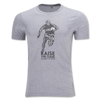 Rugby Ethos Runner T-Shirt (Heather Grey)