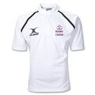 Rugby Fights Cancer Gilbert Xact Rugby Jersey (White)