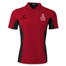 Rugby Fights Cancer Gilbert Virtuo Jersey (Red/Black)