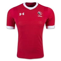 Canada 15/16 Authentic Home Jersey