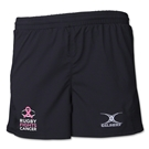Rugby Fights Cancer Gilbert Virtuo Rugby Shorts (Black)
