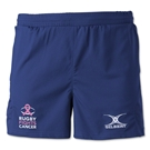Rugby Fights Cancer Gilbert Virtuo Rugby Shorts (Navy)