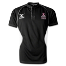 Rugby Fights Cancer Gilbert Xact V2 Jersey (Black/White)