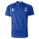 Rugby Fights Cancer Gilbert Xact V2 Jersey (Blue/Navy)