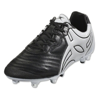 Gilbert Sprint 6S Rugby Boots (Black)