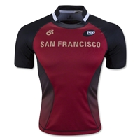 San Francisco 2016 Home Rugby Jersey