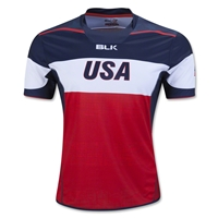 USA Rugby 2016 7s Alternate Jersey