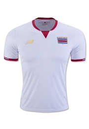 Costa Rica 2016 Commemorative Away Soccer Jersey