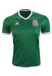 Mexico 2016 Home Soccer Jersey