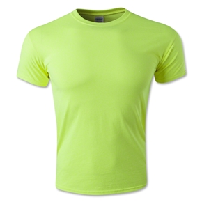 Classic Short Sleeve T-Shirt (Neon Green)