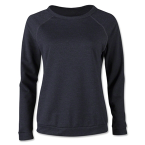 Women's Crewneck Fleece (Dark Gray)
