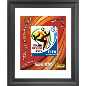 Panini 2010 FIFA World Cup South Africa Framed Print 16x18