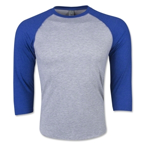 Men's 3/4 Sleeve T-Shirt (Heather Ro)