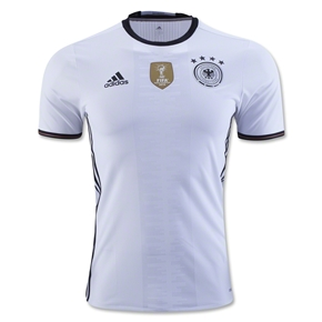 Germany 2016 Authentic Home Soccer Jersey