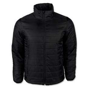 Insulated Polyfil Puff Jacket (Black)
